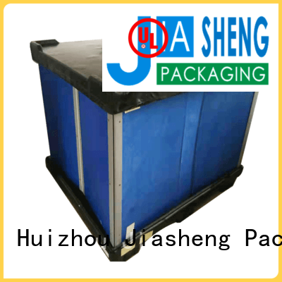 JIASHENG premium quality plastic packing supplier for air transport