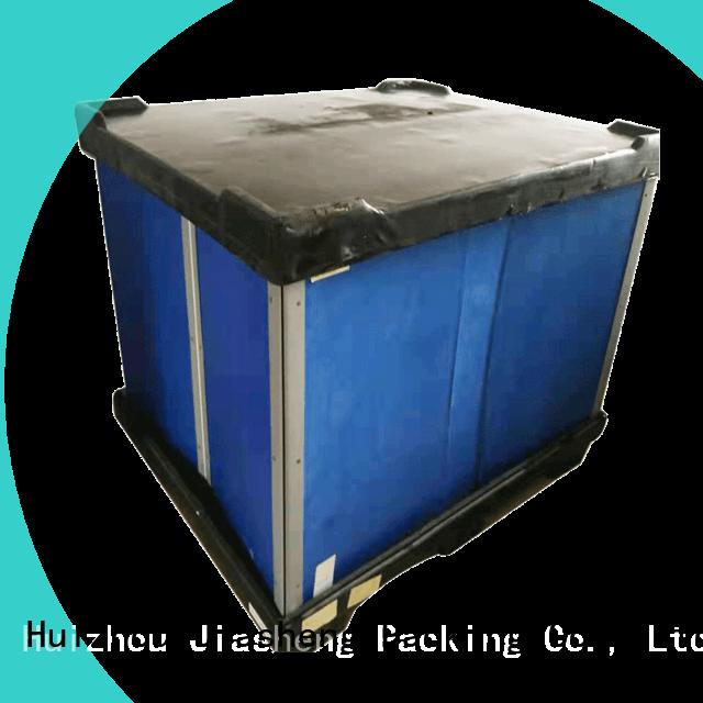 JIASHENG professional plastic storage boxes for logistics