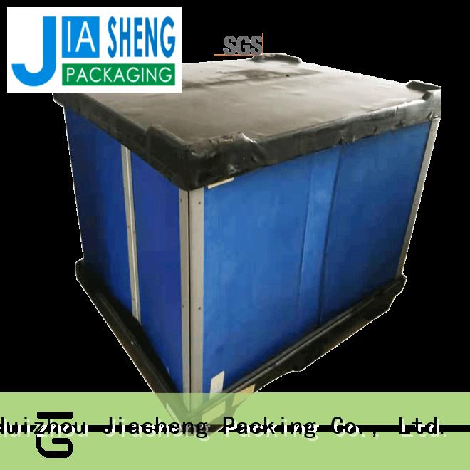JIASHENG custom plastic box manufacturer for distribution