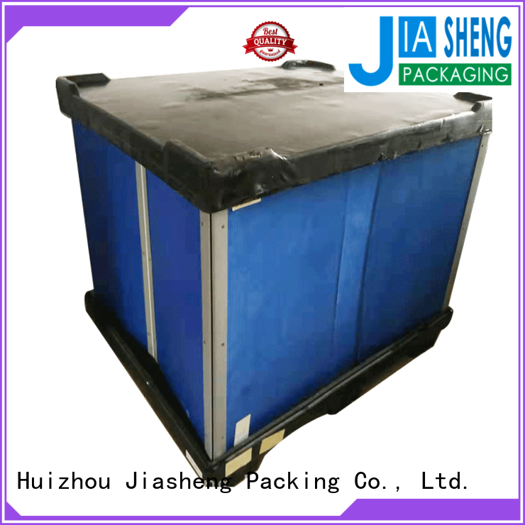JIASHENG rich experience plastic packing supplier