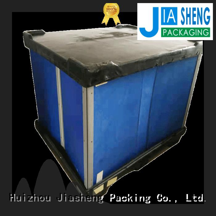 JIASHENG custom plastic box supplier for distribution