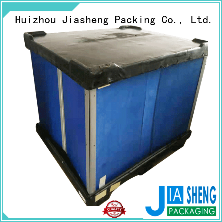 JIASHENG plastic storage boxes supplier for importer