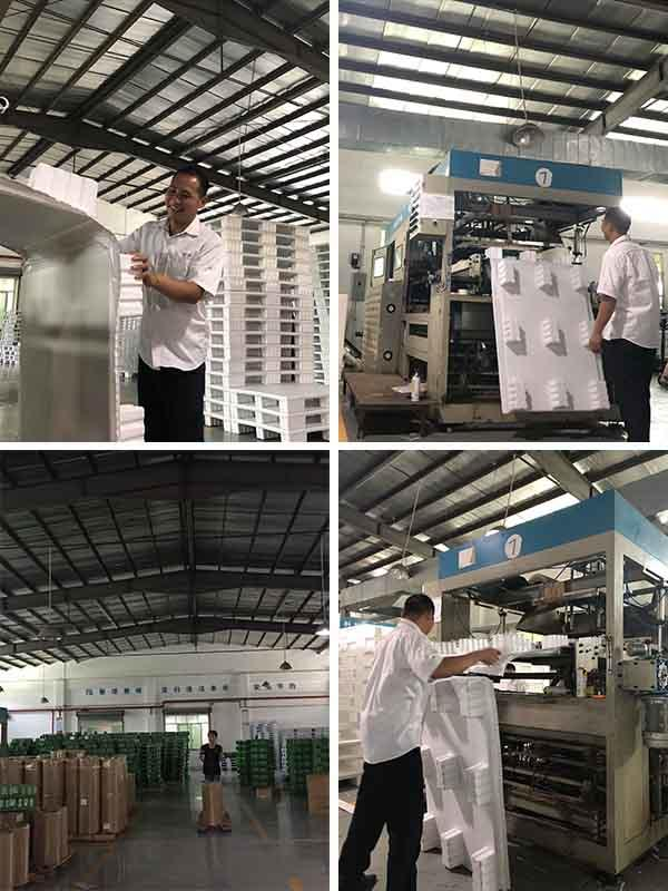 pallets air plastic pallet airpallet JIASHENG Brand company