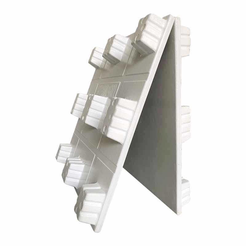 Cheap Plastic Shipping Air Pallets 120*100*13.8 CM