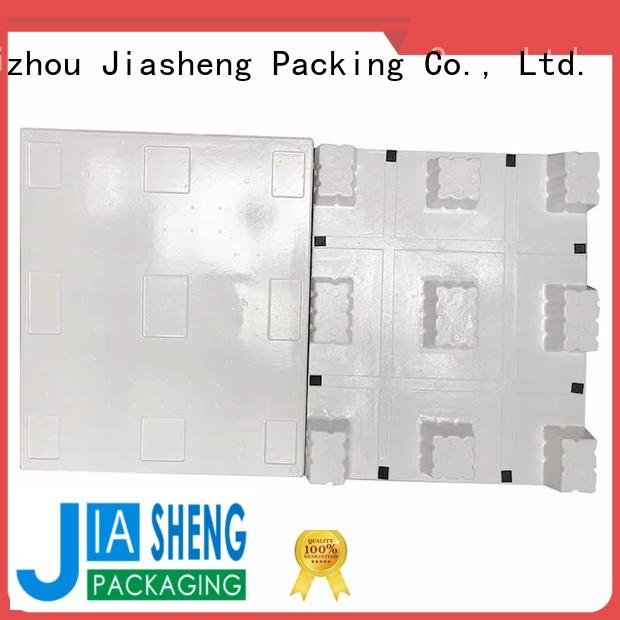 8060138 plastic packaging trays airpallets for air freight JIASHENG
