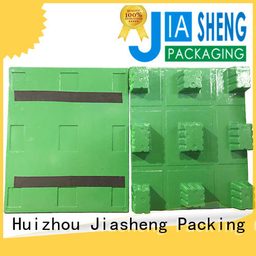 airpallet shipping crates for hardware warehouse