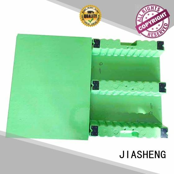 JIASHENG Brand airpallets airpallet plastic pallet air factory