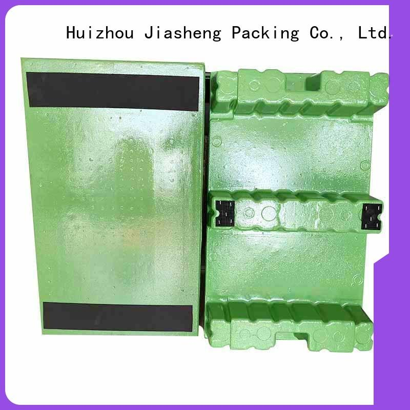 JIASHENG termite-proof wooden shipping crates manufacturer for air freight