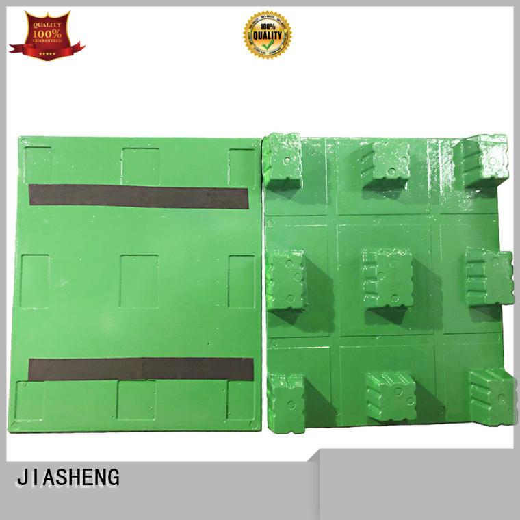 JIASHENG Brand airpallet pallets air plastic pallet