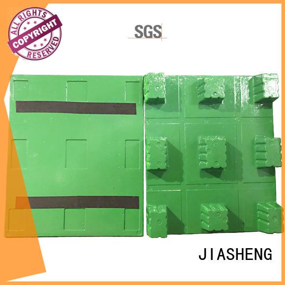 air plastic skids pallets 120100138 shelves JIASHENG