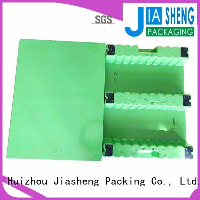 JIASHENG air pallets plasticos manufacturer for warehouse