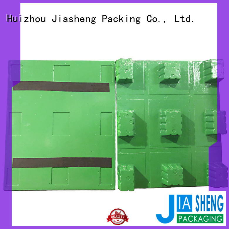 JIASHENG mildewproof pallet space one-stop services for air freight