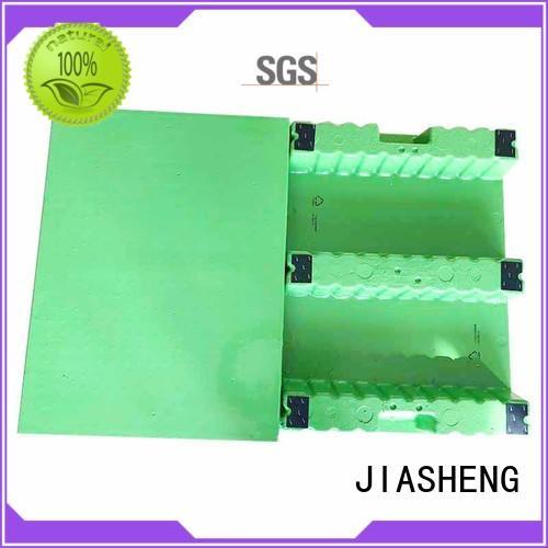 JIASHENG shockproof skids pallets factory factory