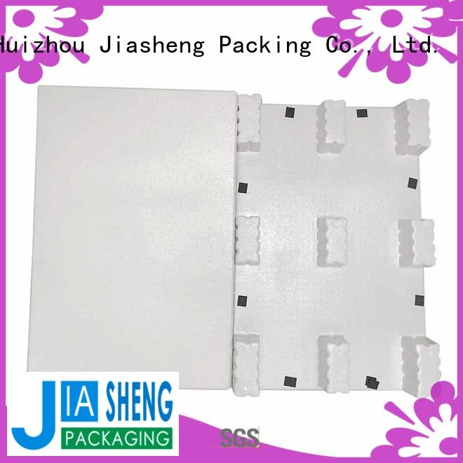 JIASHENG mildewproof plastic export pallets 604088 for warehouse