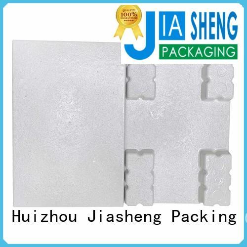 plastic shipping pallets 8060138 for warehouse JIASHENG