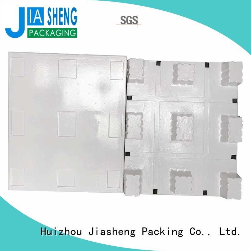 mildewproof EPS pallet 12080138 supplier for logistics