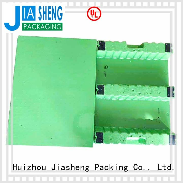Jiasheng EPS pallet chinese manufacturer for warehouse