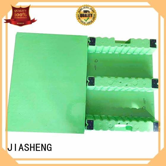 JIASHENG Brand airpallets pallets air plastic pallet