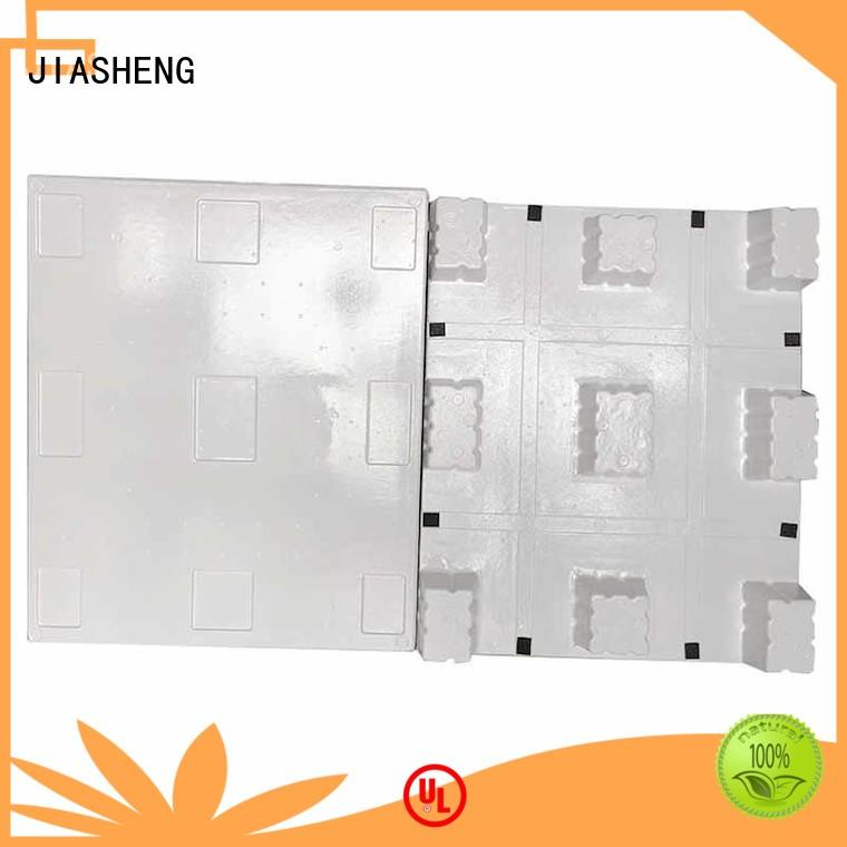 JIASHENG termite-proof plastic pallet price 120100138 industries